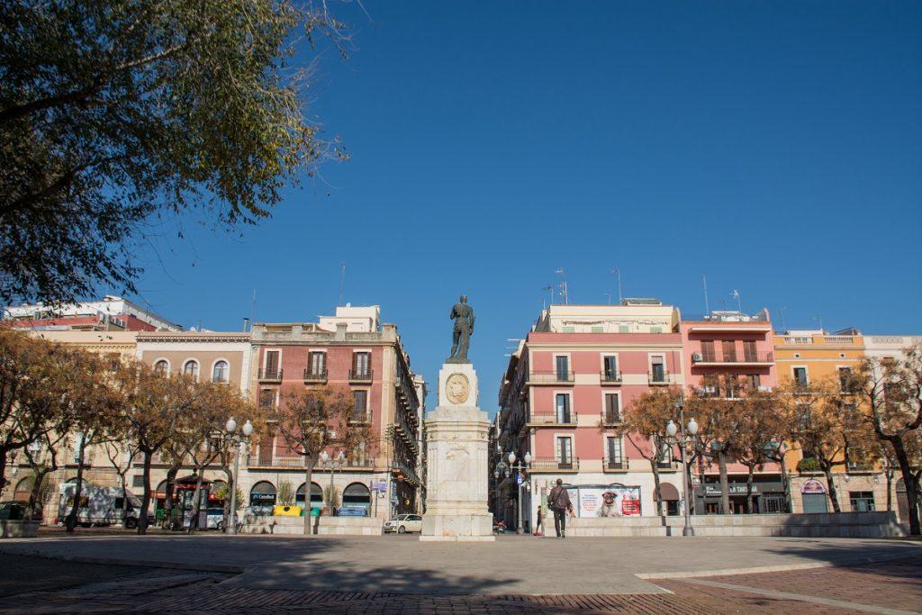 Plaça dels Carros Tarragona